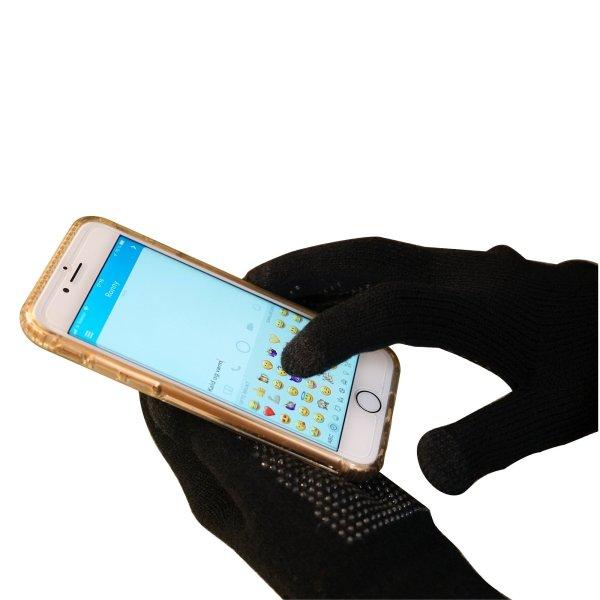Mobilvanter Miljo - Touchvanter med brodert motiv