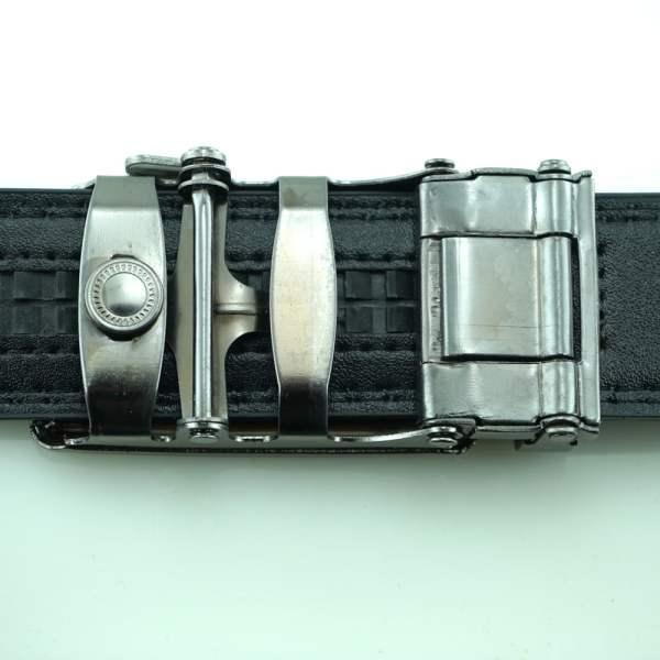 Beltespenne Bak - Belte med gravert beltespenne