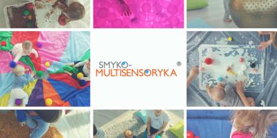 Szkolenie warsztatowo – wykładowe dla rodziców z dziećmi w wieku od 6 do 12 miesięcy Smyko – Multisensoryka