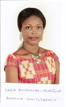ppp asokwa candidate sarah amponsah fordjour
