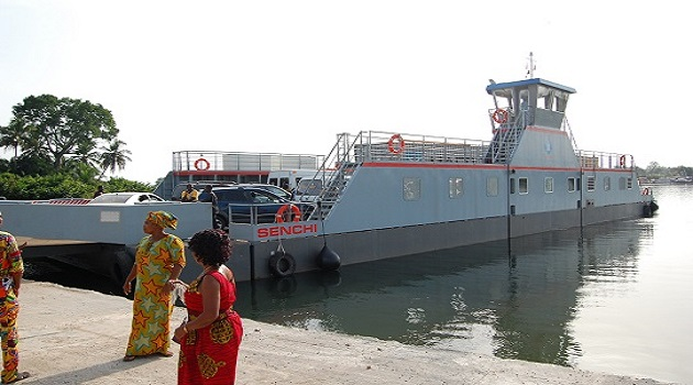 dr nduom ferry