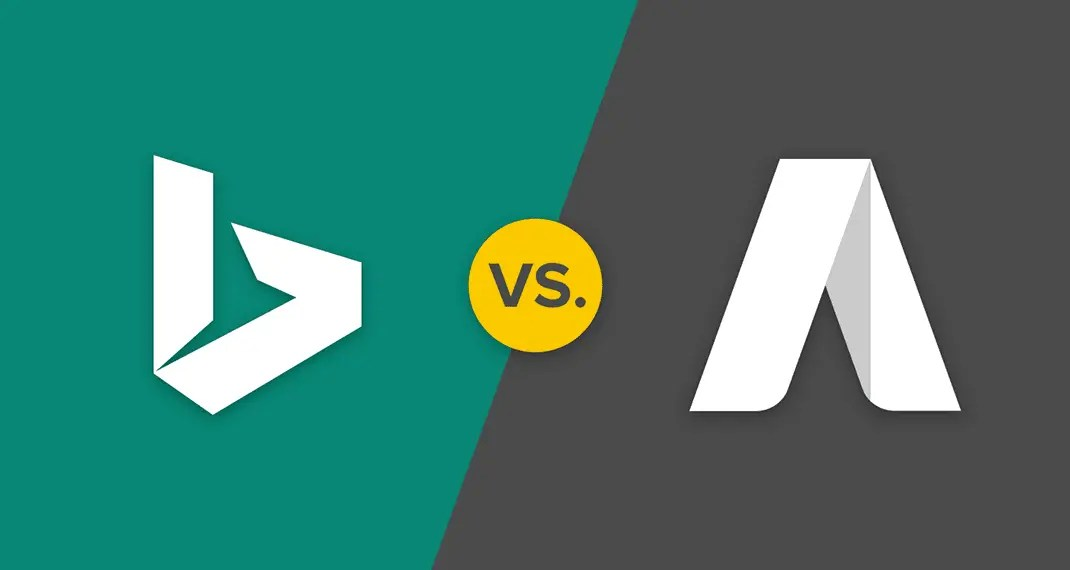 bing vs google ads
