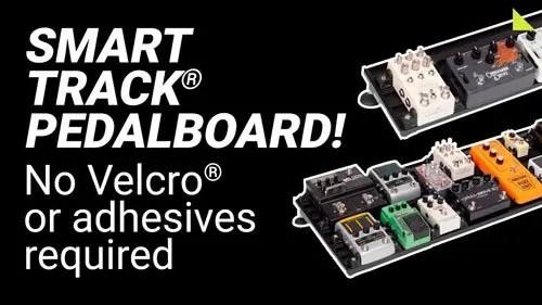 Aclam Smart Track Pedalboard – Anuncio de producto