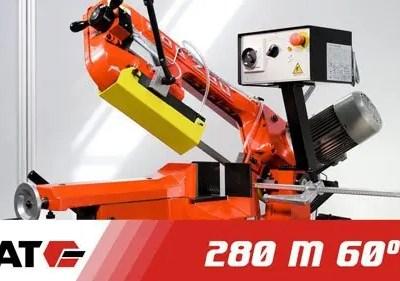 Video promocional: FAT 280 M 60º