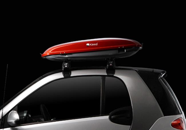 Kikka – Minicar roof box