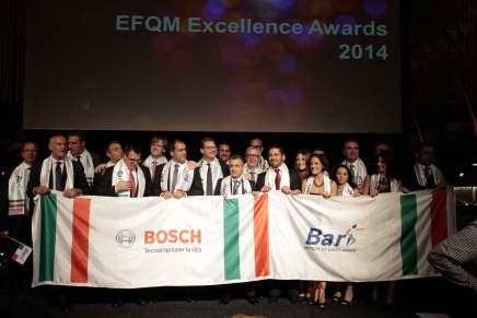 EFQM Excellence Award 2014 für Bosch