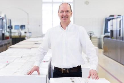Neuer Leiter im Qualitätsmanagement bei Samson Druck