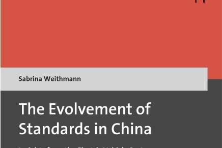 Normung und Elektromobilität in China