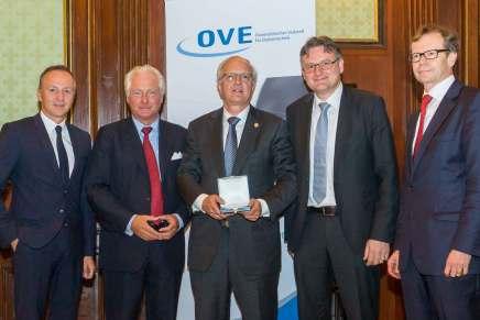 OVE bestellt Kari Kapsch zum Präsidenten
