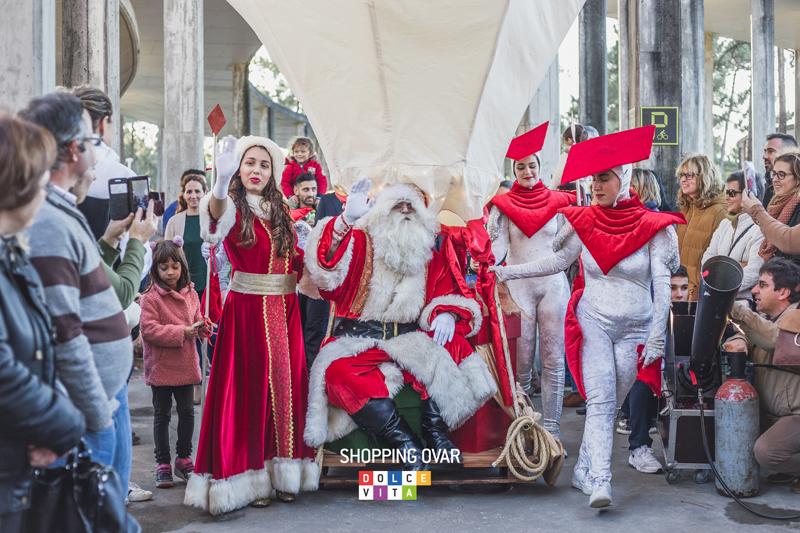 """Dolce Vita Ovar recria """"O Natal no País das Maravilhas"""""""