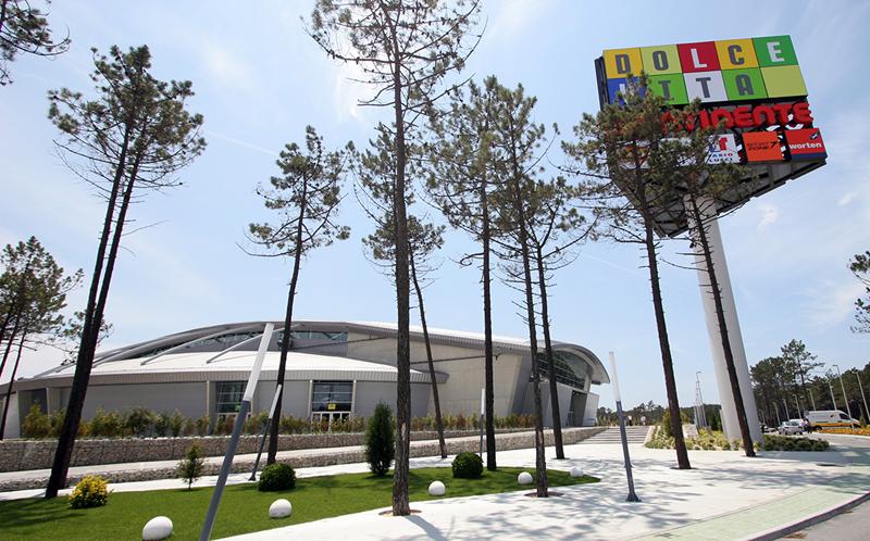 Arena de Ovar vai ser transformada em hospital de campanha