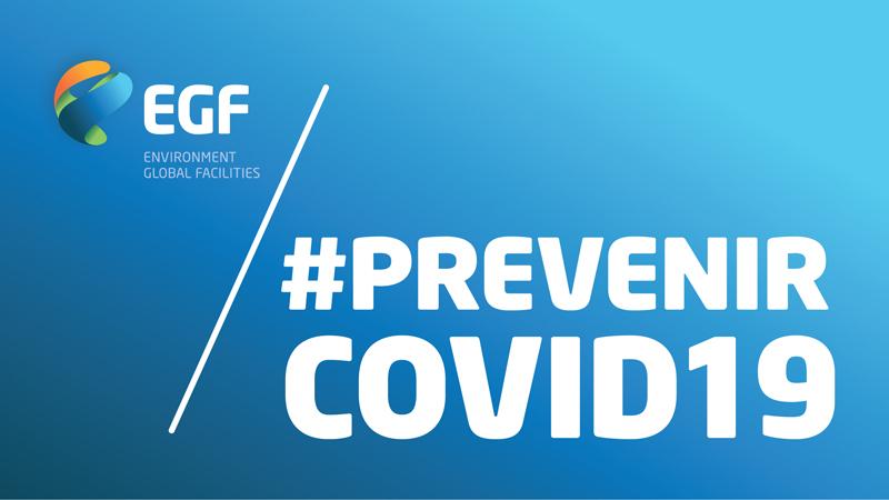 COVID-19: ERSUC aposta na prevenção
