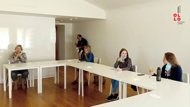 """Museu Escolar Oliveira Lopes recebeu """"Oficina: Como Elaborar Pequenos Almoços Saudáveis?"""""""