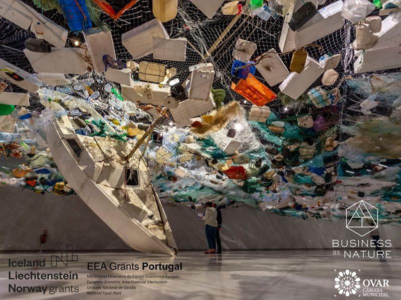 """Projeto #fishingtheplastic é um dos vencedores do concurso """"Small Grants Scheme"""""""