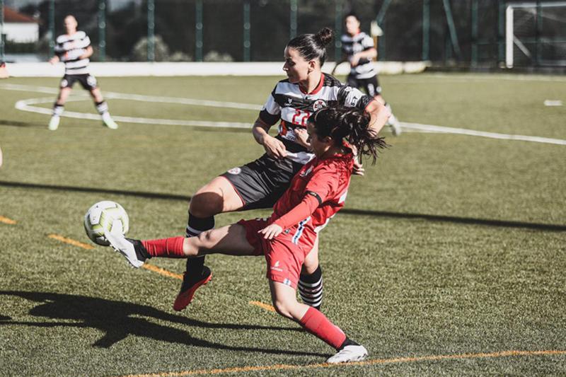 Futebol feminino: 'Tropeção' em Barcelos atrasou a Ovarense na luta pela manutenção