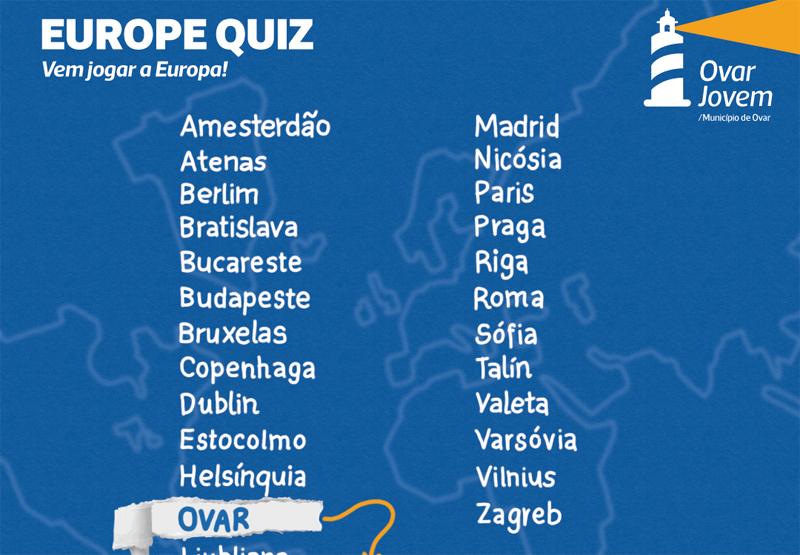 Ovar assinalou a Semana Europeia da Juventude