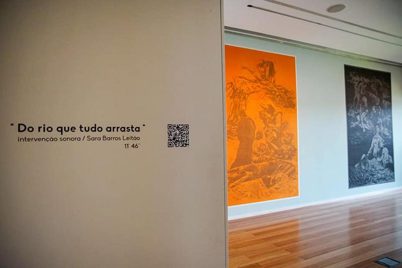 """Exposição """"Os Saqueados"""" abriu novo ciclo de programação do Museu Júlio Dinis"""