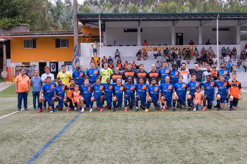 Campeonato Sabseg: SV de Pereira estreou-se com vitória em Cucujães