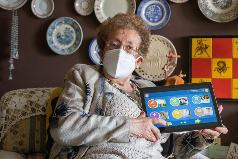 Câmara Municipal reforça programa de combate à solidão dos idosos