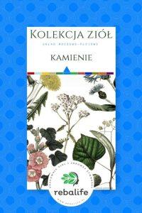 zioła na kamienie mieszanki ziołowe, rebalife Karta produktu Pracownia ziół i zdrowej żywności Rebalife-32