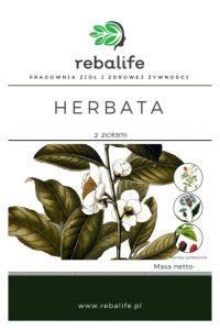herbata z ziołami Karta produktu Pracownia ziół i zdrowej żywności Rebalife