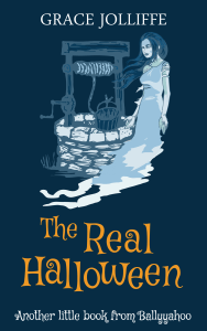 Book cover from The Real Halloween by Grace Jolliffe