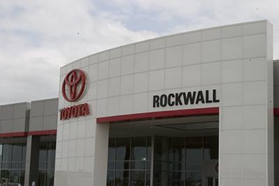 1st Leed Gold Certified Car Dealership Opens In Rockwall Texas