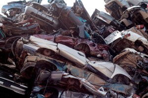 PE - Cash For Clunkers - crushed cars 3474349149_c50c2c6c57_b