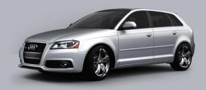 Audi A3 clean diesel TDI 2011