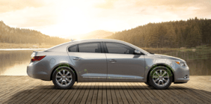 2012 Hybrid Cars USA - Buick