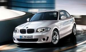 BMW electric car Active E