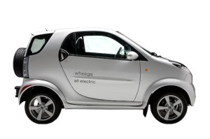Wheego Life electric car