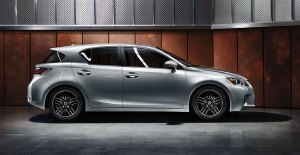 Lexus CT 200h Hybrid Reviews