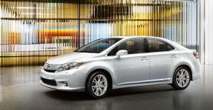 Lexus HS 250h Reviews