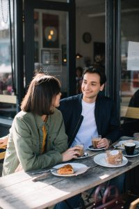 Are You Guilty Of Talking Too Much On a Date?