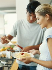 cooking and femininity