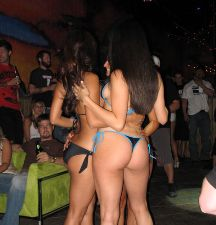 sexy girls with big butts