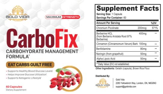 Carbofix supplement Reviews