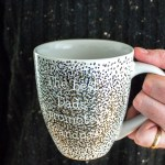 How To Make A Diy Sharpie Mug That S Washable Practically Functional