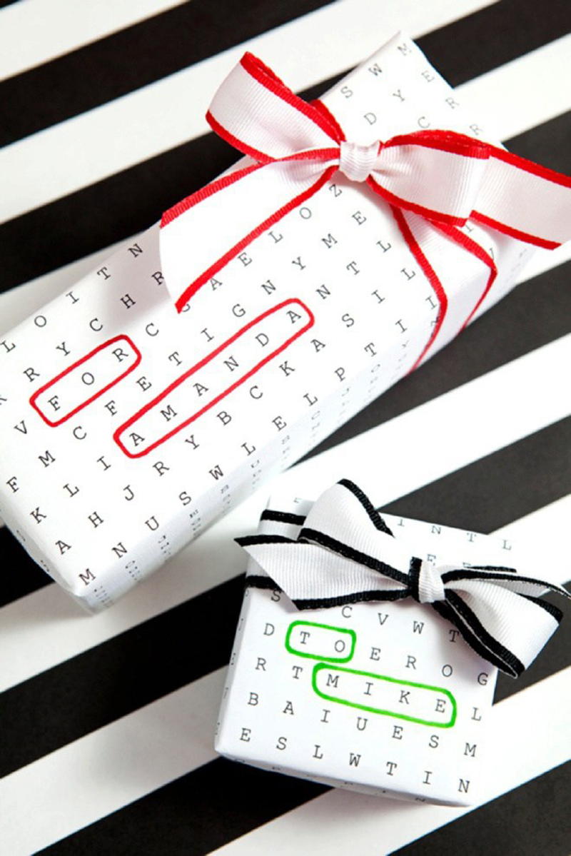 20 Creative Gift Wrapping Ideas For Christmas