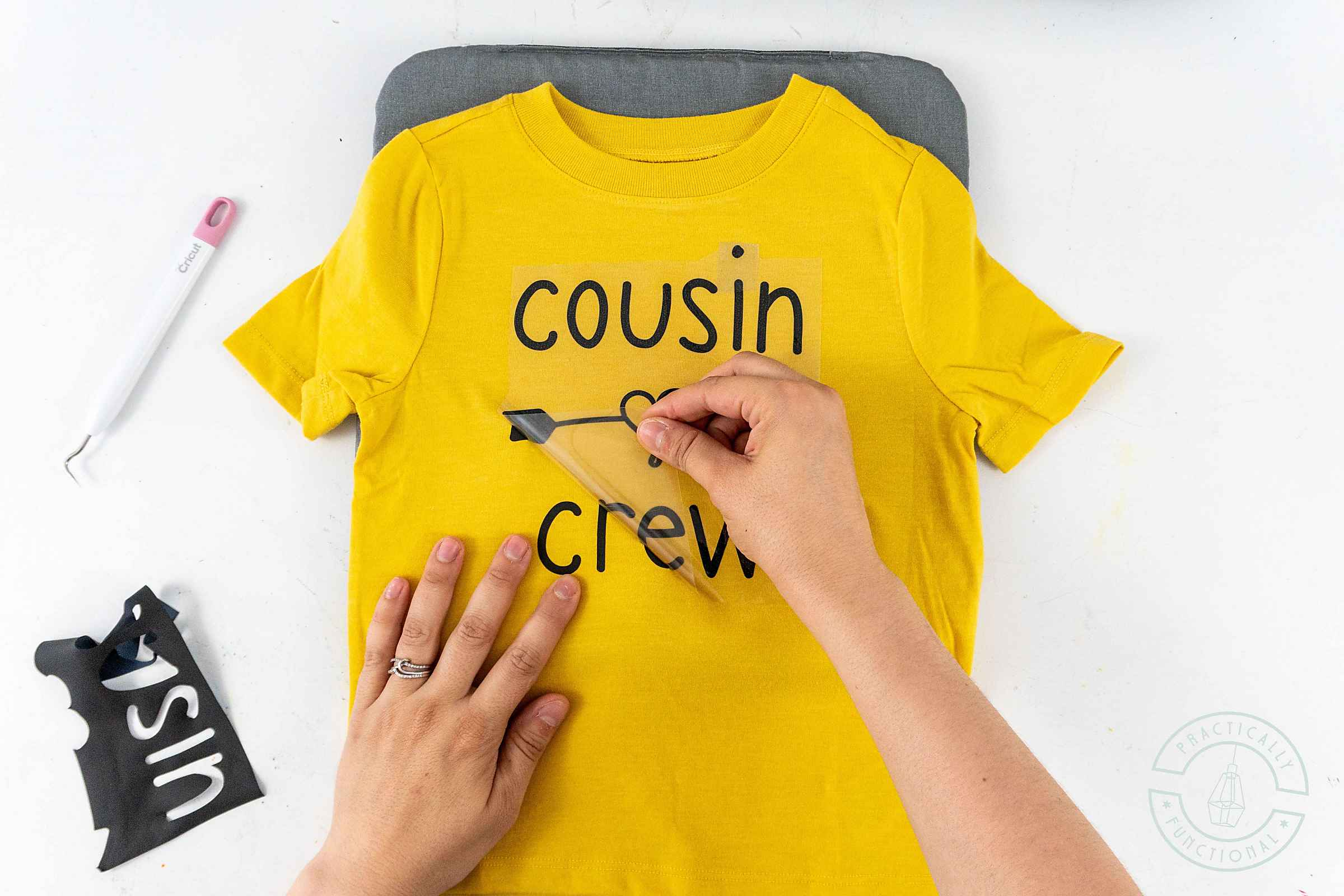 How To Use Heat Transfer Vinyl With A Cricut Machine A Step