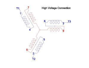 GE 75 hp wiring diagram