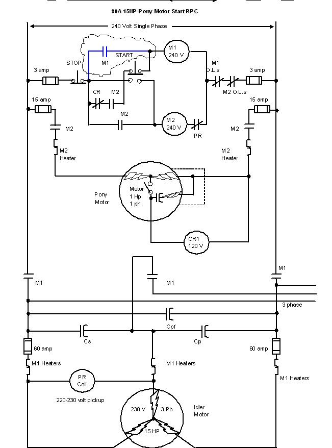 1152d1201046994 have 15hp baldor want make 3 phase converter pony motor rpc v2?resized651%2C878 240 volt motor wiring diagram efcaviation com baldor farm duty motor wiring diagram at mifinder.co