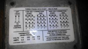 Wye start Delta run idler motor strategy for 20hp rpc  Page 2