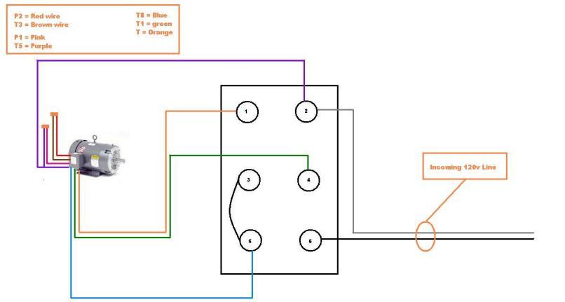 110v 3 wire motor wiring diagram todays