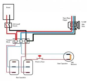 Rotary Phase Converter Help and Troubleshooting  Page 3