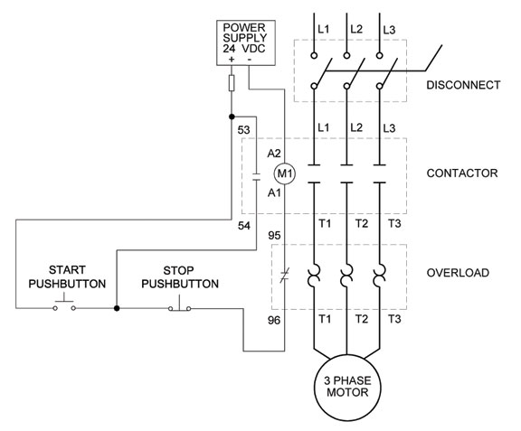 164084d1456298477 power failure protection rotary phase converter build full voltage non reversing 3 phase motors?resize=576%2C477 diagrams 489272 rotary power supply wiring diagram led power 3 phase rotary isolator wiring diagram at gsmx.co