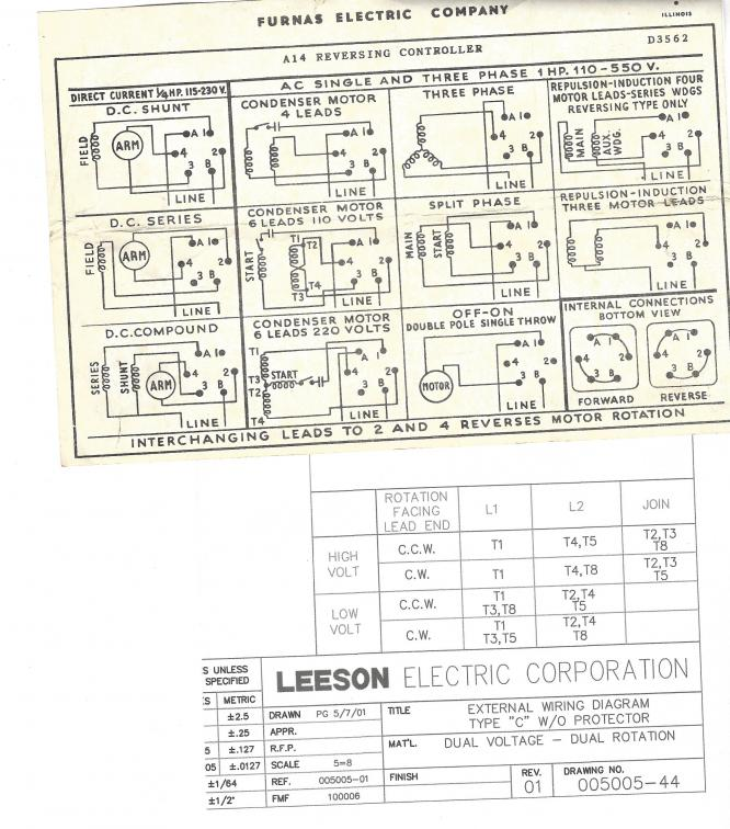 Phenomenal Leeson Motor Wiring Diagrams Basic Electronics Wiring Diagram Wiring 101 Olytiaxxcnl