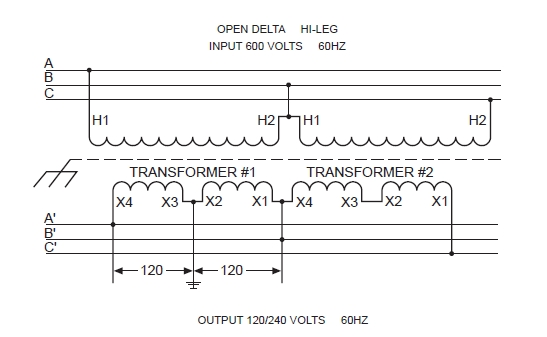 acme open delta wiring diagram  chinese fuse box  bege