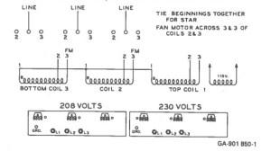 Miller CP200 208230v converted to 240v single phase